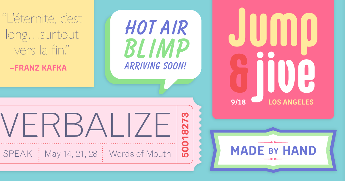 Download Browse fonts in the Fonts for Creative People font pack ...