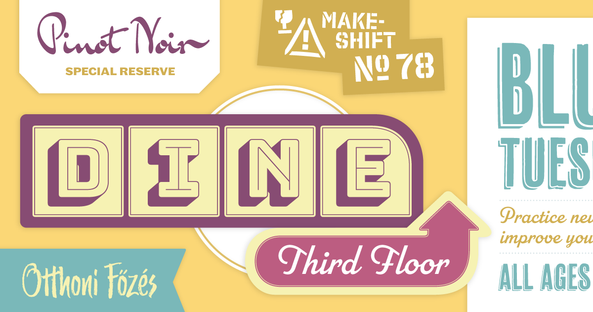Download Browse fonts in the It's all in the Ai font pack | Adobe ...