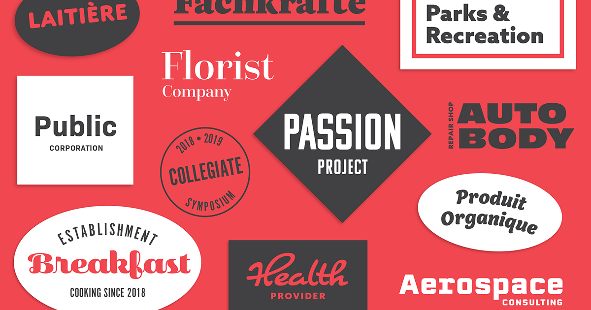 Download Browse fonts in the Logo-Worthy Letters font pack | Adobe ...